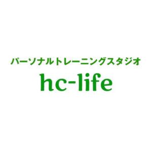 パーソナルトレーニングスタジオhc-lifeロゴ
